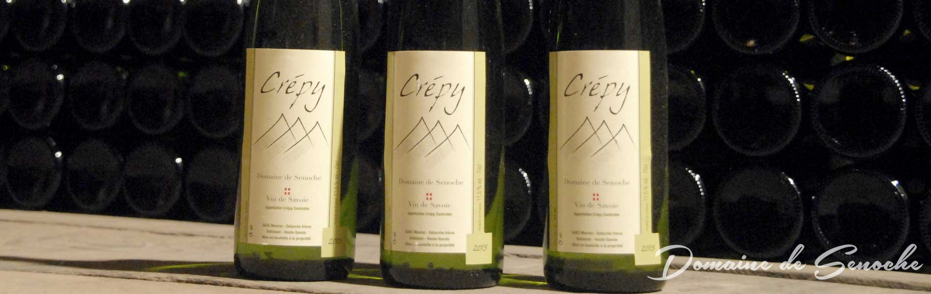 Appellation d'Origine Contrôlée Vins de Savoie